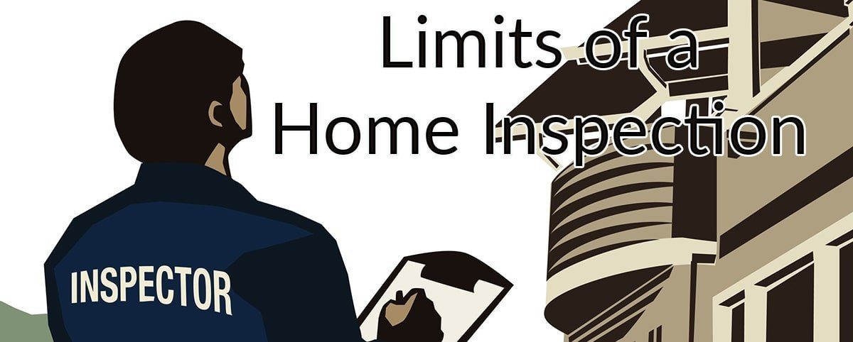 Asheville Home Inspections - Limits