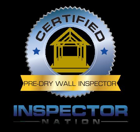 Pre-Drywall Inspector