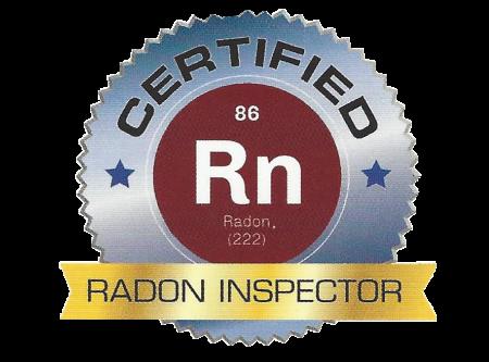 Radon Gas Inspector