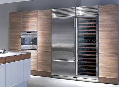 Sub Zero Refrigerator - Very Nice
