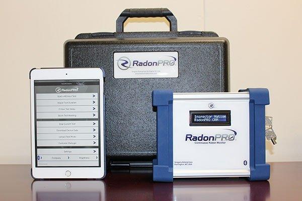 Radon Gas Testing - Gainesville FL