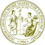 Certified NC Home Inspector