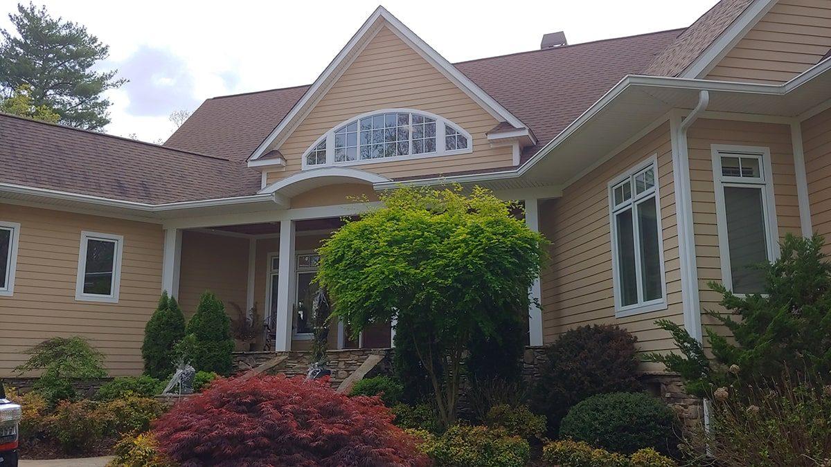Asheville Roof Inspection