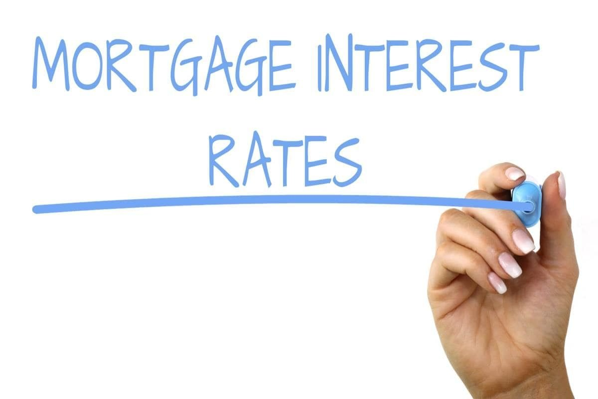 Mortgage Rates Are Down